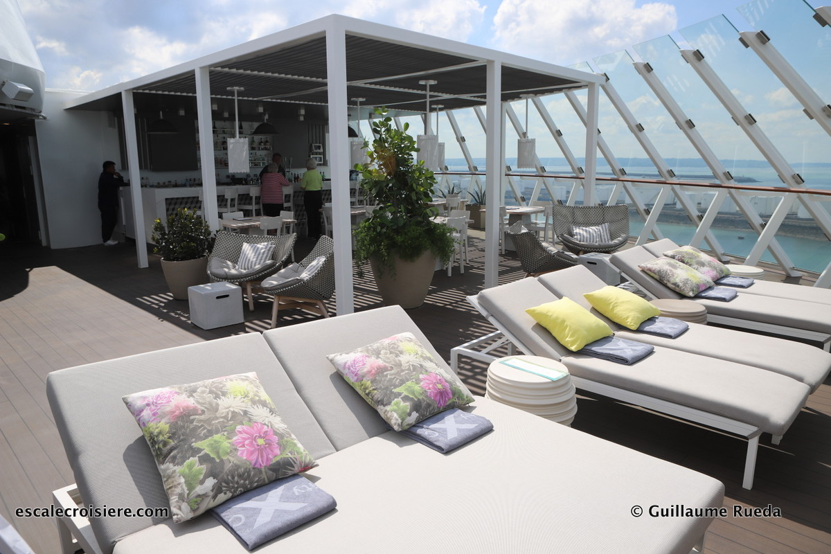 Celebrity Edge - The Retreat