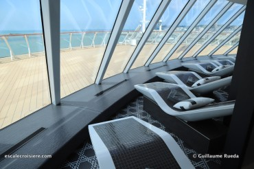 Celebrity Edge - Thermal Suite - Spa