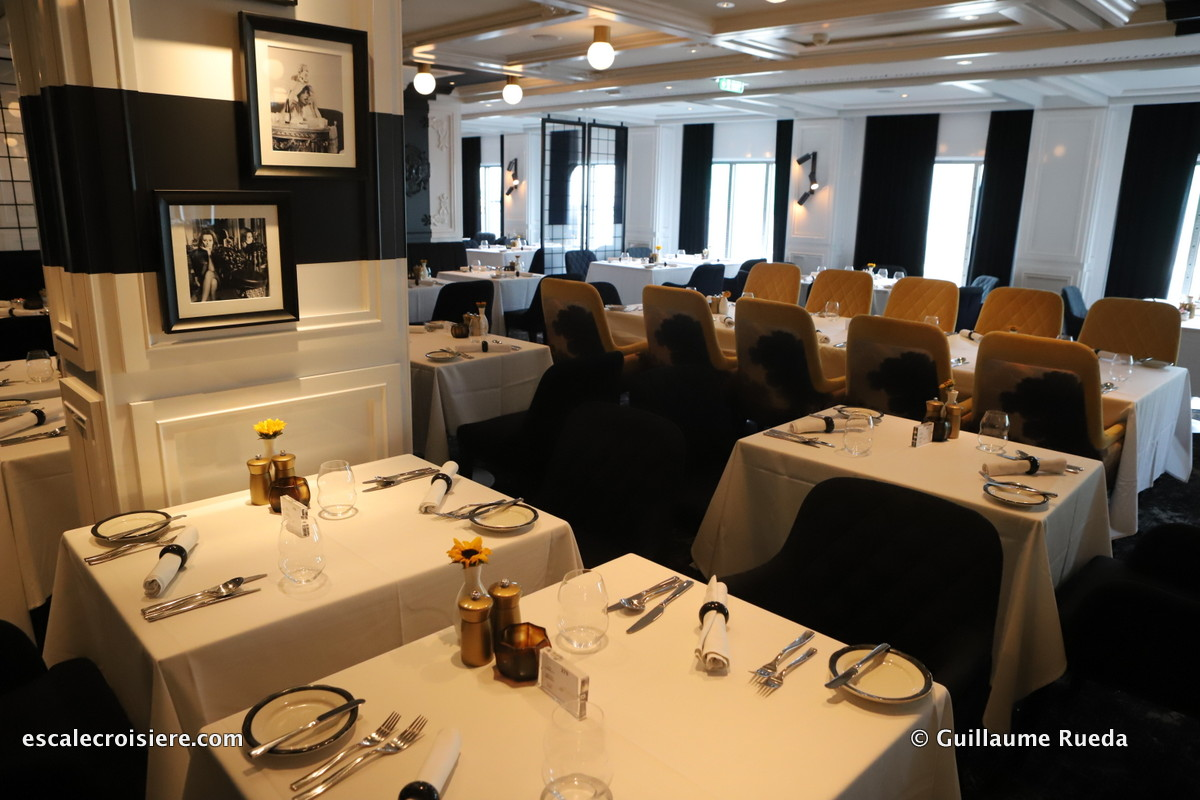 Celebrity Edge - Tuscan Restaurant