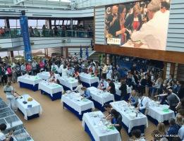 Concours de Tiramisu - Protagonisti del Mare 2019 Costa Croisières