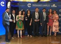 Costa Croisières - Nominés - Protagonisiti Del Mare 2019