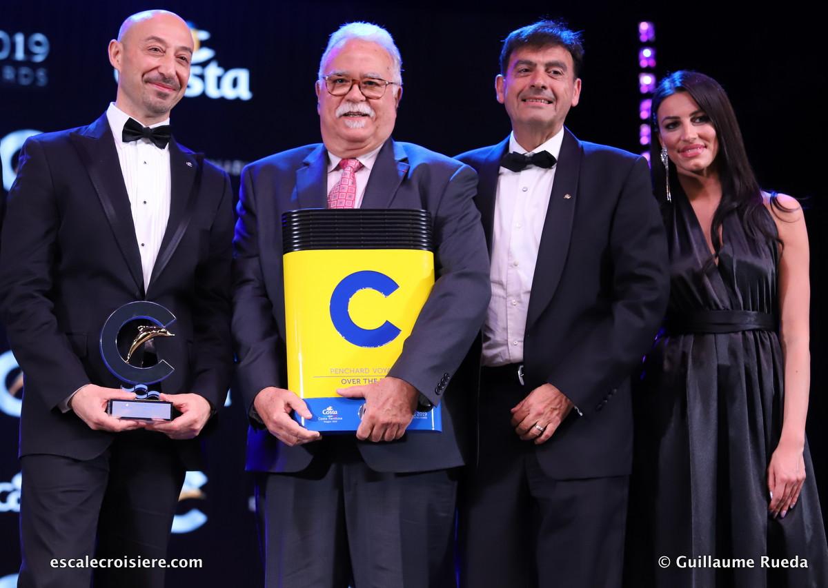 Costa Croisières - Over the Top - Protagonisiti Del Mare 2019