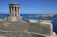 La Valette - Malte - Bell War Memorial
