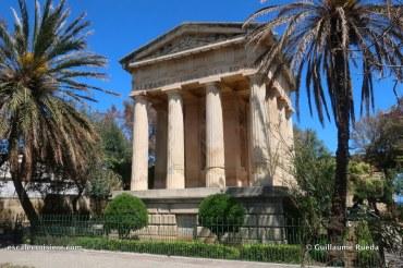 La Valette - Malte Lower Barrakka Gardens