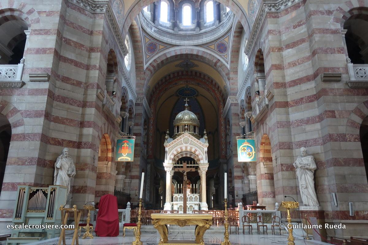 Marseille - Cathédrale La Major