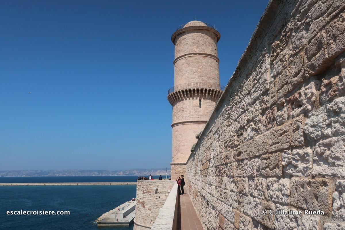 Marseille - Tour du fanal