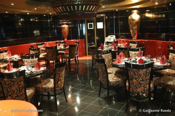 MSC Orchestra - Shanghai restaurant