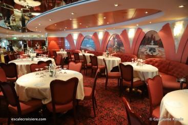 MSC Orchestra - Villa Borghese restaurant