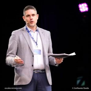 Neil Palomba, Président de Costa Croisières