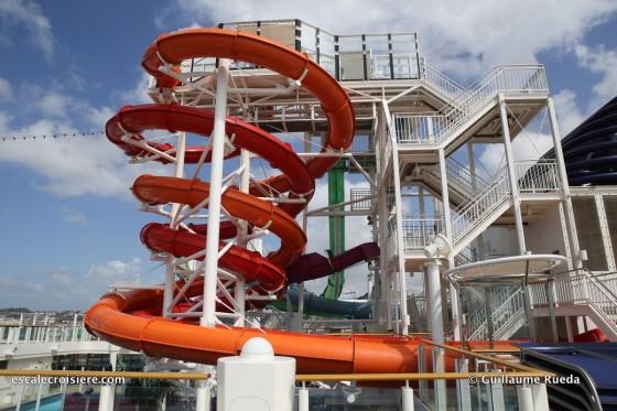 Norwegian Getaway - Aquapark