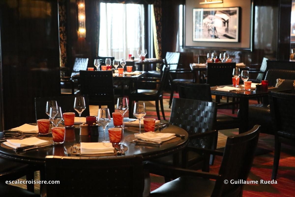 Norwegian Getaway - Restaurant Moderno Churrascaria