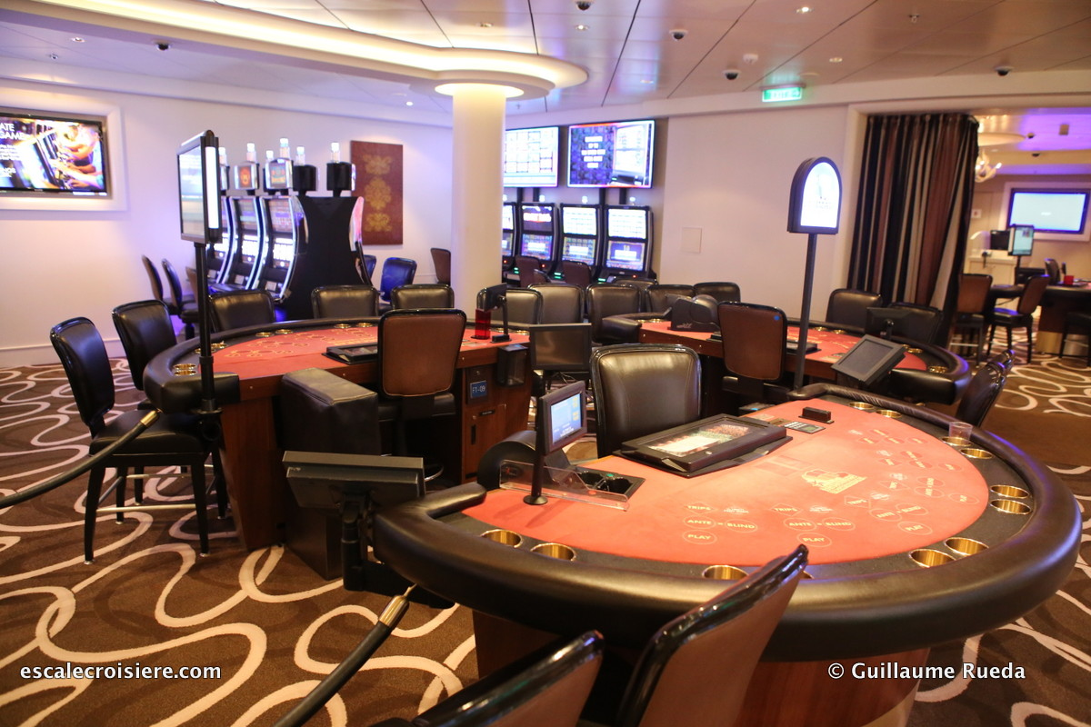 Norwegian Getaway - Casino