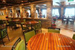 Norwegian Getaway - Restaurant La Cucina