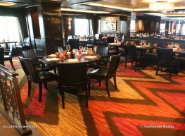Norwegian Getaway - Restaurant Moderno Churrascaria