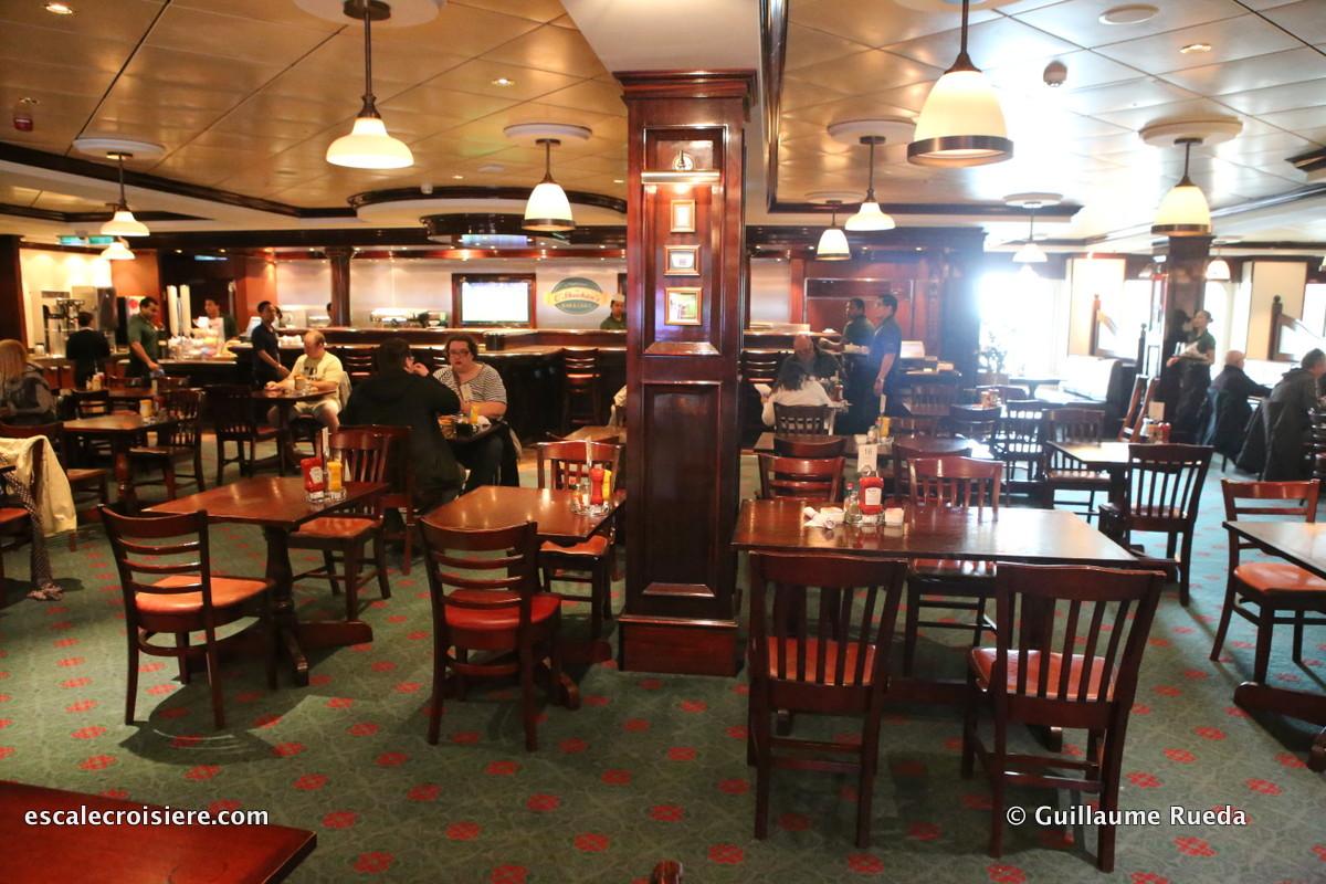 Norwegian Getaway - O'Sheehan's Neighborhood Bar & Grill