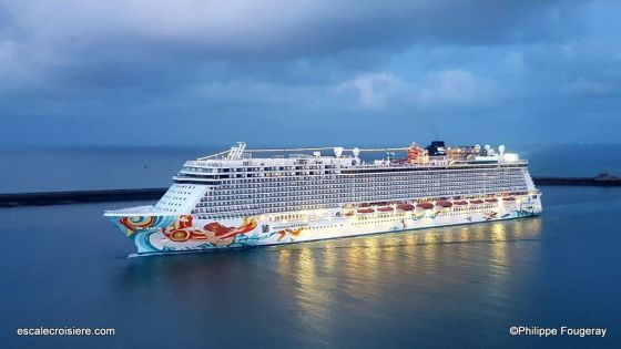 Norwegian Getaway - Philippe Fougeray