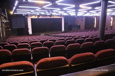Norwegian Getaway - Théâtre