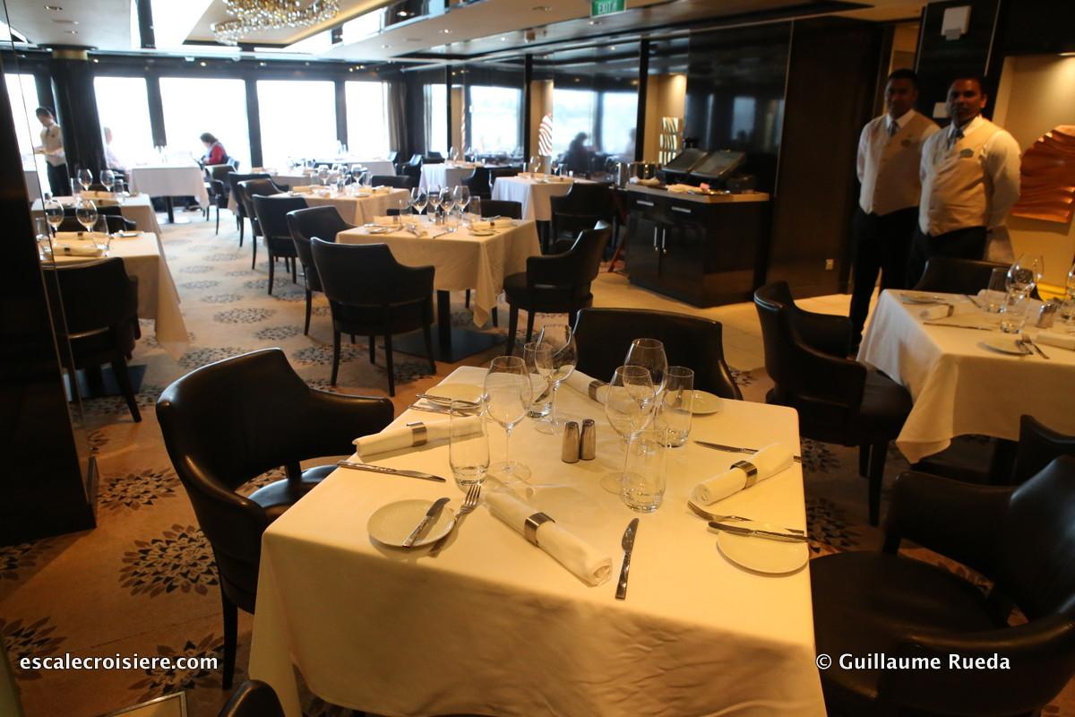 Norwegian Getaway - The Haven restaurant
