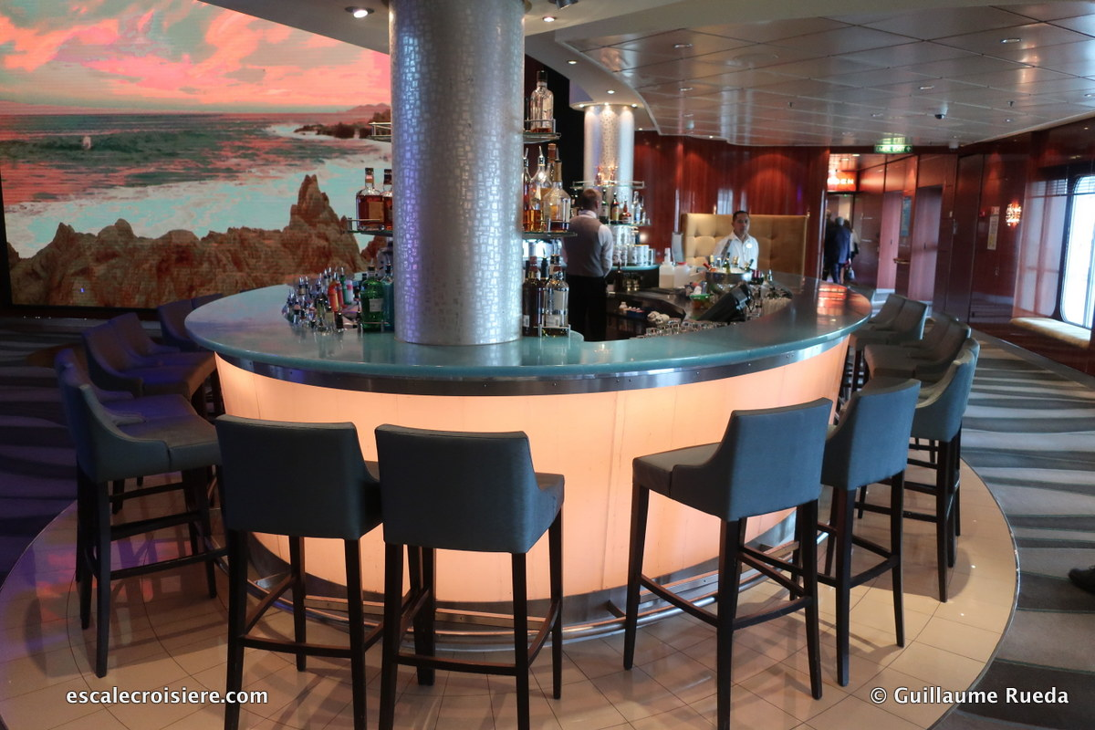 Norwegian Pearl - Atrium Café