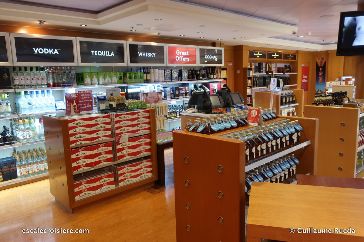 Norwegian Pearl - Boutiques