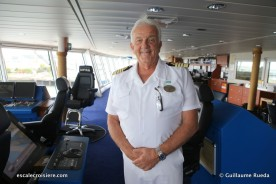 Norwegian Pearl - Captain Paul Von Knorring