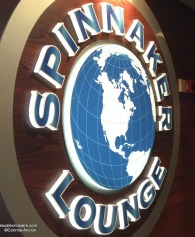 Norwegian Pearl - Spinnaker Lounge