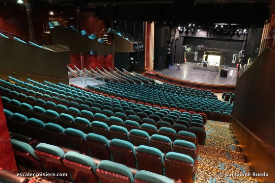 Norwegian Pearl - Stardust theater