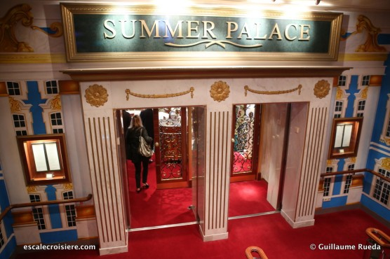 Norwegian Pearl - Summer Palace