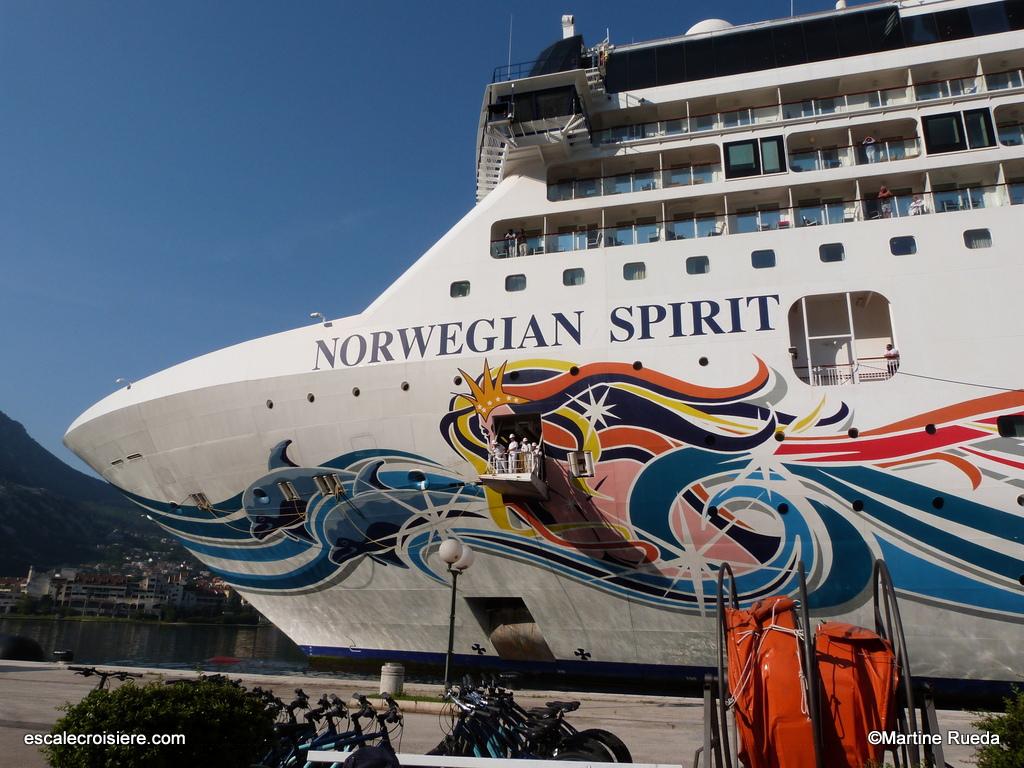 Norwegian Spirit