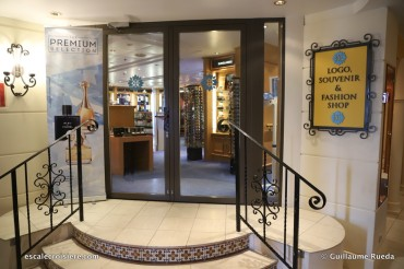 Norwegian Spirit - Boutique