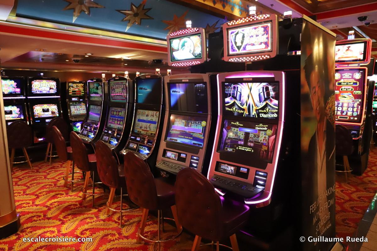 Norwegian Spirit - Maharaja's Casino