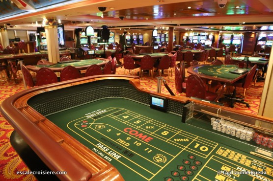 Norwegian Spirit - Maharaja's Casino
