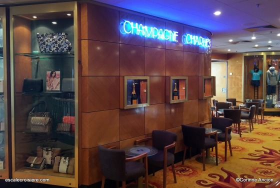 Norwegian Spirit - Champagne Charlies
