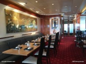 Norwegian Spirit - Shogun Asian restaurant