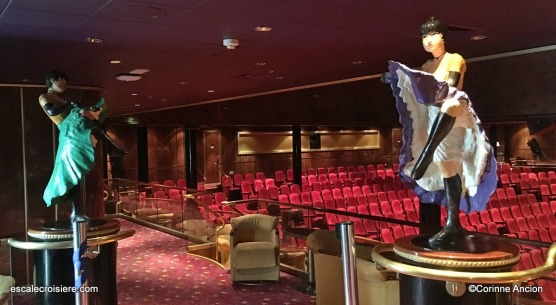 Norwegian Spirit - Stardust theater