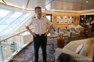 Viking Jupiter - Commandant Erik Saaby