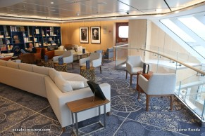 Viking Jupiter - Explorer's Lounge