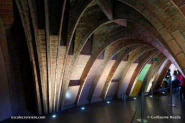 Barcelone - La Perdrera - Casa Mila