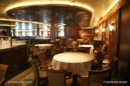 Crown Princess - Michelangelo & Botticelli restaurant