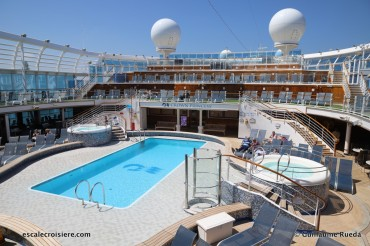 Crown Princess - Piscine Calypso