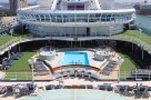 Crown Princess - Piscine Neptune's
