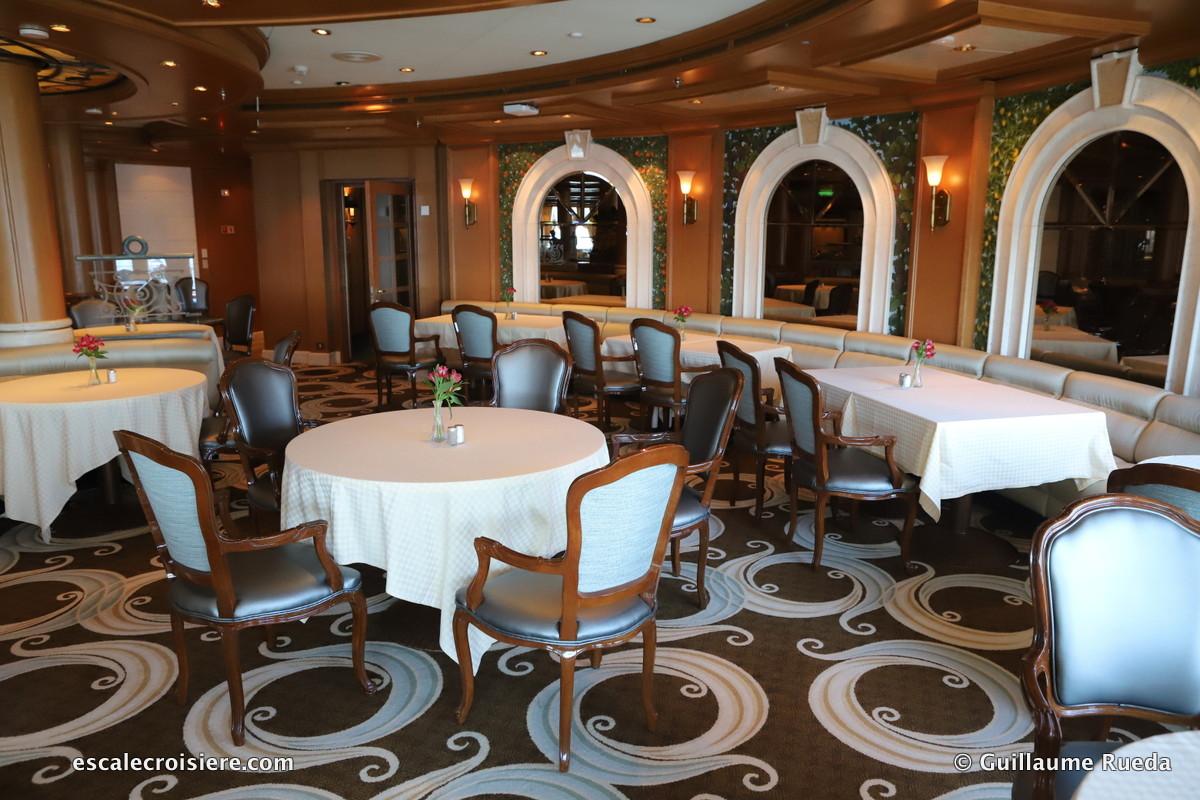 Crown Princess - Sabatini's restaurant