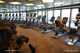 Crown Princess - Salle de sport