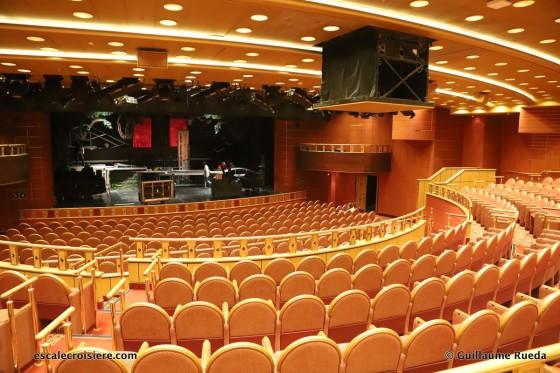 Crown Princess - Théâtre Princess theater