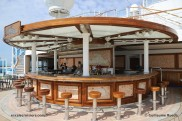 Crown Princess - Tradewinds bar