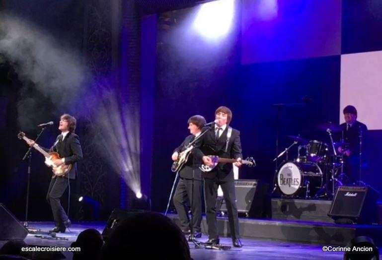 Beatles Queen Mary 2