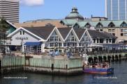Escale à Halifax