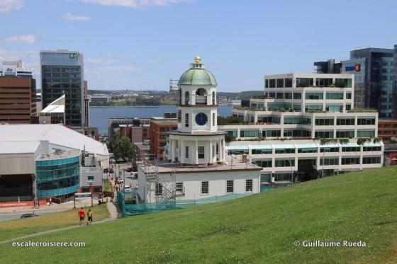 Escale Halifax - Tour de l'horloge