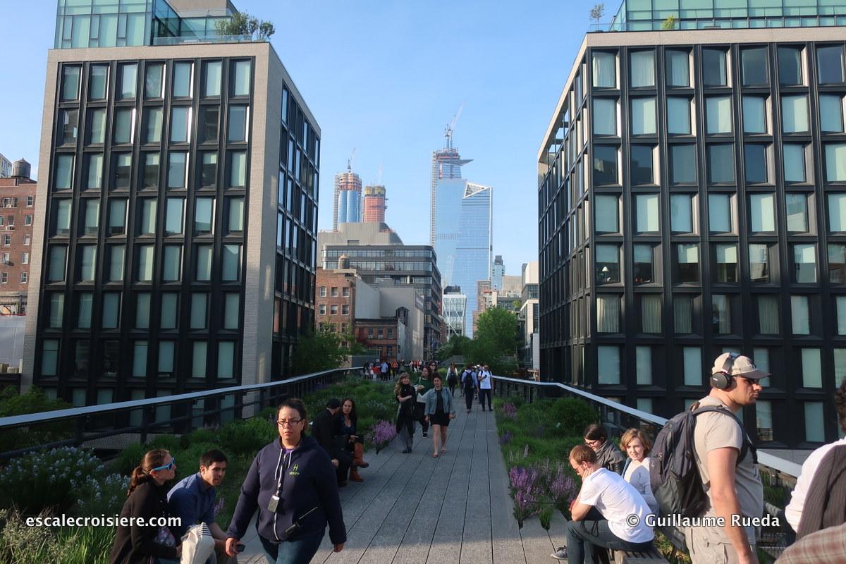 Escale New York - High Line