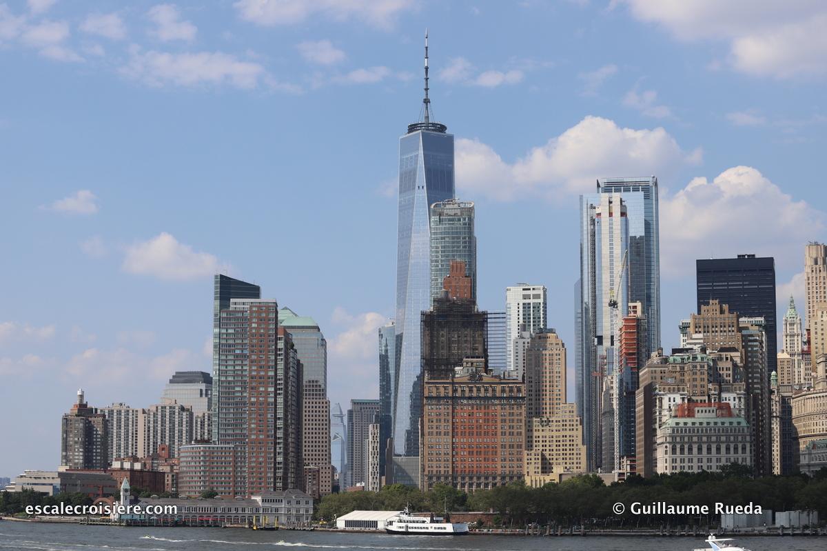 Escale New York - One World Trade Center